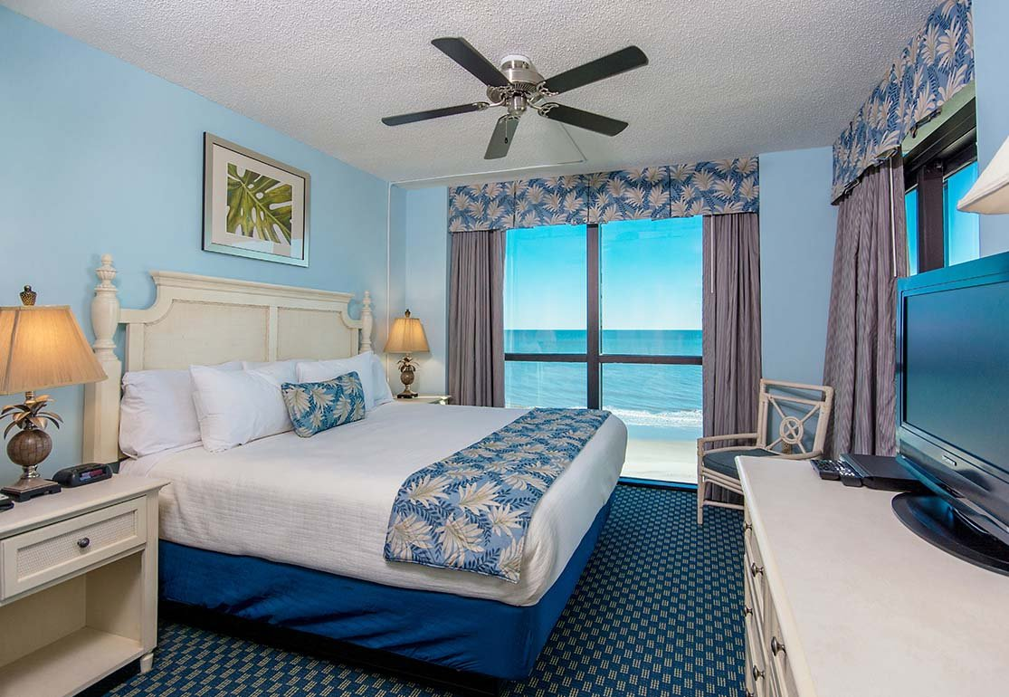 Breathtaking View from Oceanfront Rooms