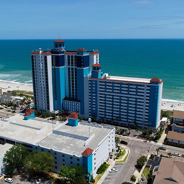 Caribbean Resort Exterior