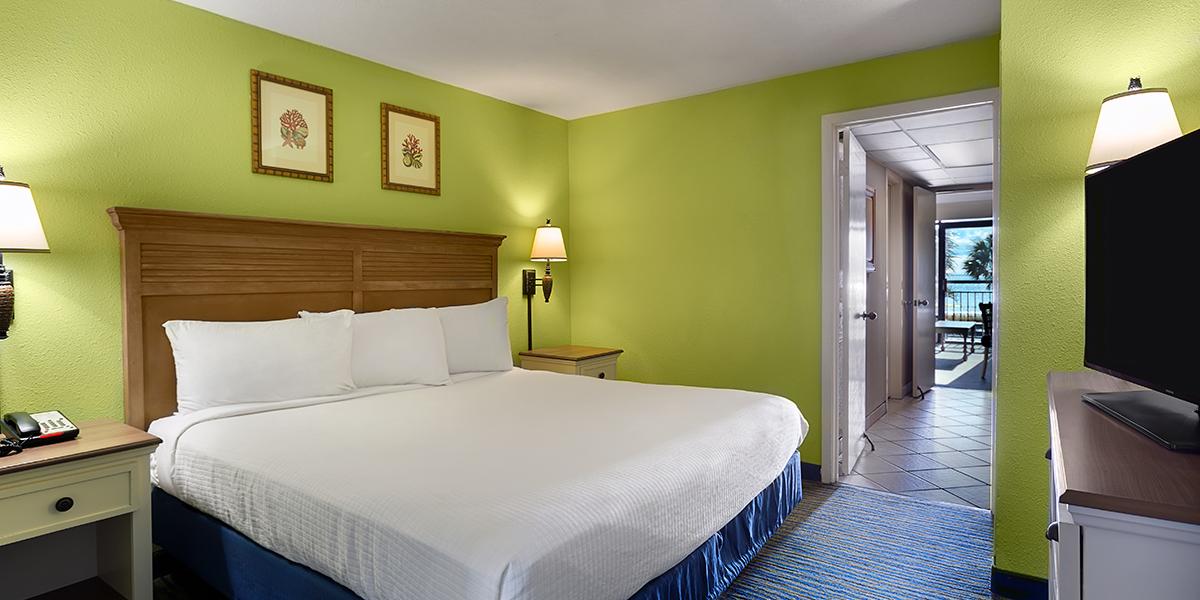 Caribbean Dominican Oceanfront King Suite